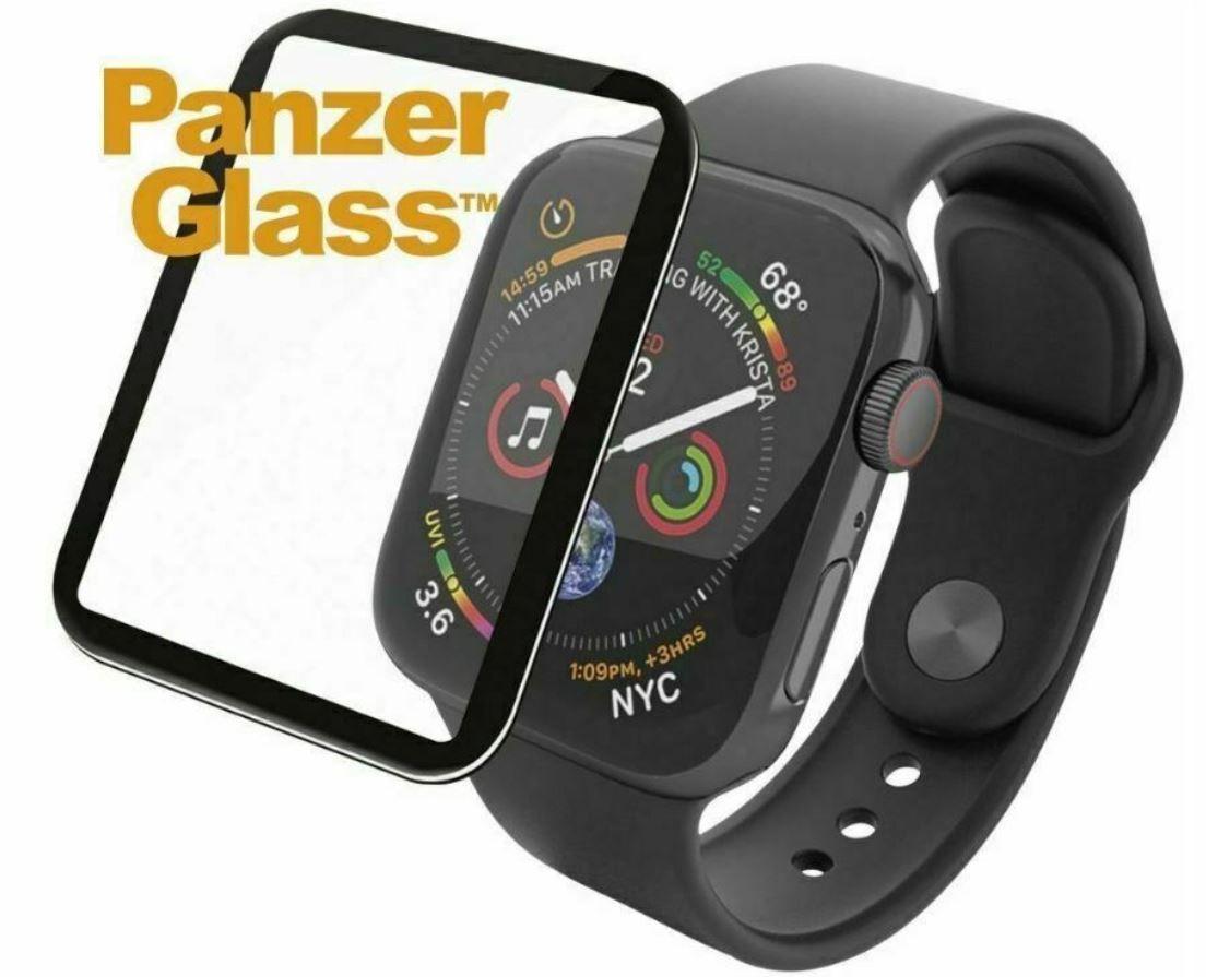 PanzerGlass Display Schutz für Apple Watch Series 4 (44mm) für 9,99€ (statt 19€)