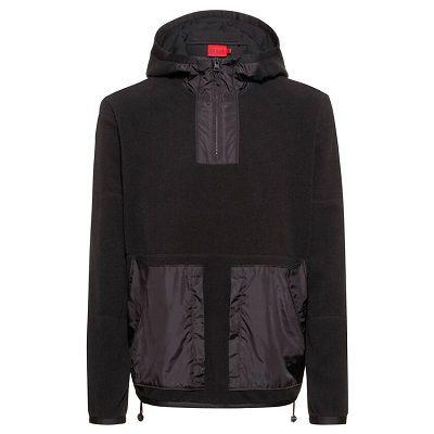 HUGO Herren Sweatshirt DAYMANS für 135,96€ (statt 149€)