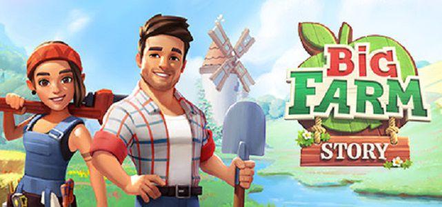 Steam: Big Farm Story kostenlos spielbar