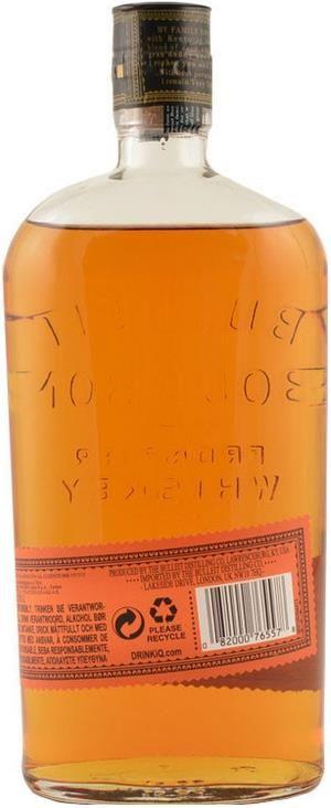 Bulleit Bourbon Frontier   High Rye Whiskey 0,7 Liter für 16,79€ (statt 21€)   Prime Sparabo