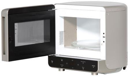 Whirlpool MAX34SL Mikrowelle mit 13 Liter und 700 Watt für 118€ (statt 159€)
