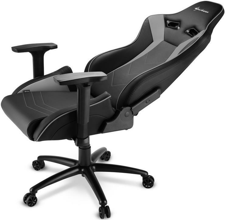 Sharkoon ELBRUS 3 Gaming Stuhl für 233,99€ (statt 278€)