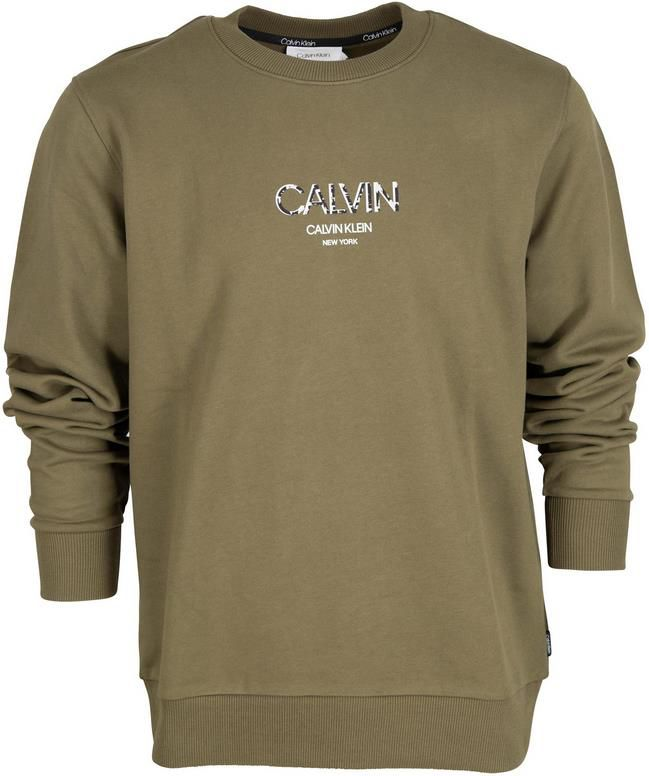 Calvin Klein Sweatshirt in zwei Farben für 59,99€ (statt 99€)