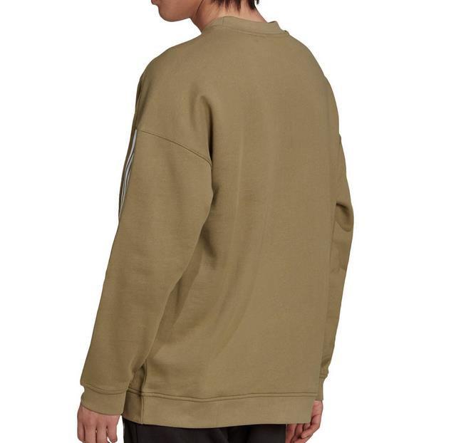 Adidas Originals Herren Sweatshirt in Olive für 38,26€ (statt 45€)