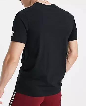 2x Nike – Swoosh 50th Anniversary – T Shirt in Schwarz für 30,48€ (statt 60€)