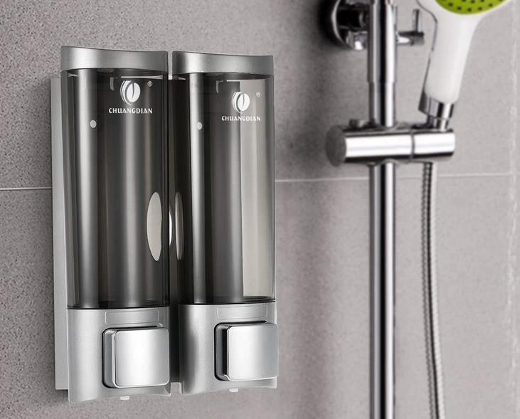 Anself   Handseifen  und Duschgelspender für 13,65€ (statt 27€)