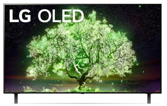 LG OLED A1 (65A13LA)   65 UHD OLED SmartTV (60Hz, Dolby Vision, eARC, webOS) für 1.099€ (statt 1.299€)