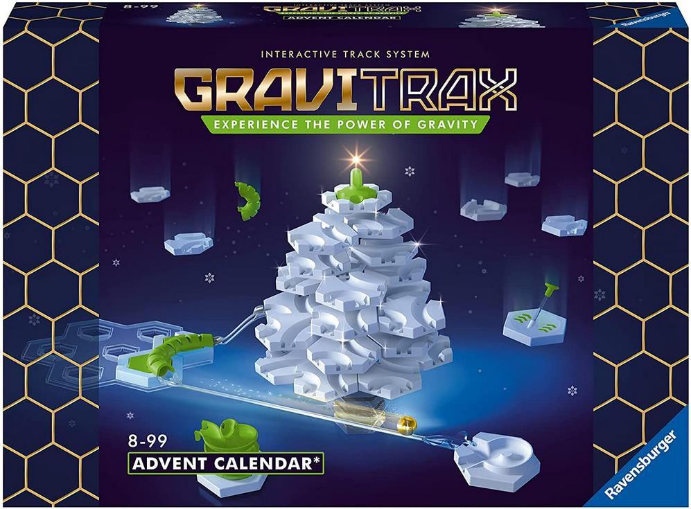 Ravensburger 27031   GraviTrax Adventskalender für 19,32€ (statt 25€)   Prime