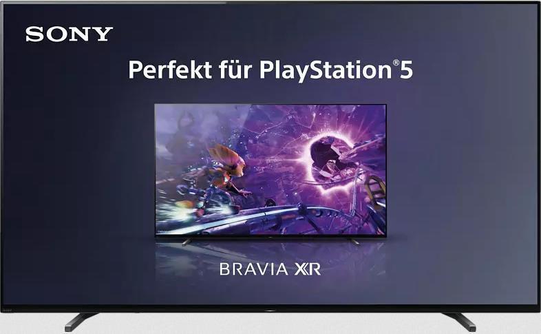 SONY XR 77A80J 4K OLED TV mit 77 Zoll   Google TV für 2.619,41€ (statt 3.009€)