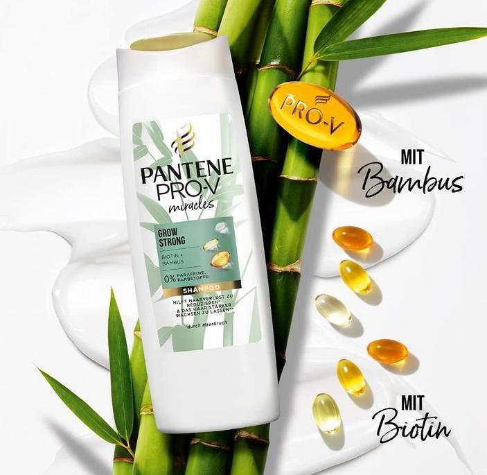 Pantene Pro V Miracles Haarpflege Set: Shampoo, Spülung und Haarmaske für 8,54€ (statt 12€)   Sparabo