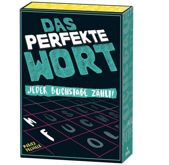 Das perfekte Wort   Jeder Buchstabe zählt als Spiel für 9,19€ (statt 17€)