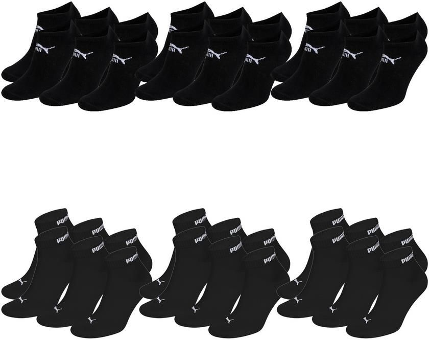 18x Puma Sneaker & Quarter Clyde Mixpack für 27,99€ (statt 34€)