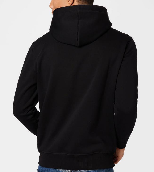 Alpha Industries   Herrensweatshirt in schwarz ab 49,99€ (statt 70€)