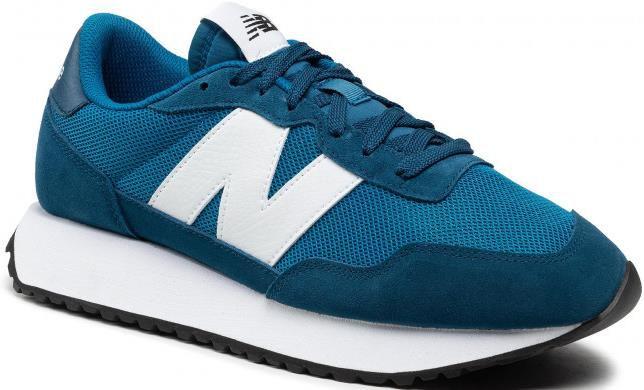 New Balance MS237CE   Herrensneaker in Blau für 43€ (statt 59€)