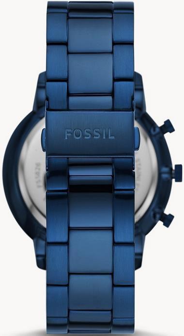 FOSSIL FS5826 Herrenuhr Neutra Chrono   44mm Gehäusegröße für 99€ (statt 156€)