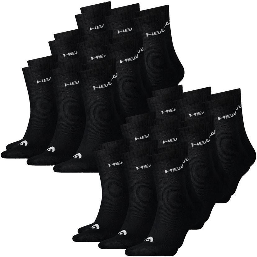 18er Pack Head Unisex Sportsocken für 22,99€ (statt 29€)