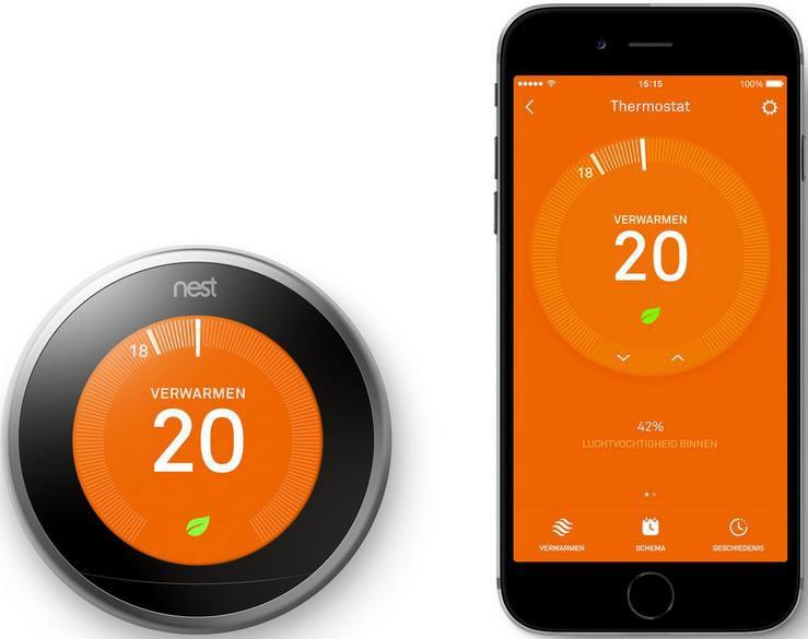 Nest Learning Thermostat 3. Generation in weiß für 175,90€ (statt 230€)