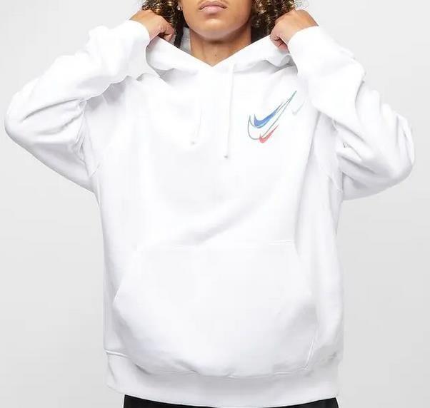 Nike M NSW ZIGZAG FLC PO HOODIE BB   Herrenhoodie für 47,98€ (statt 55€)