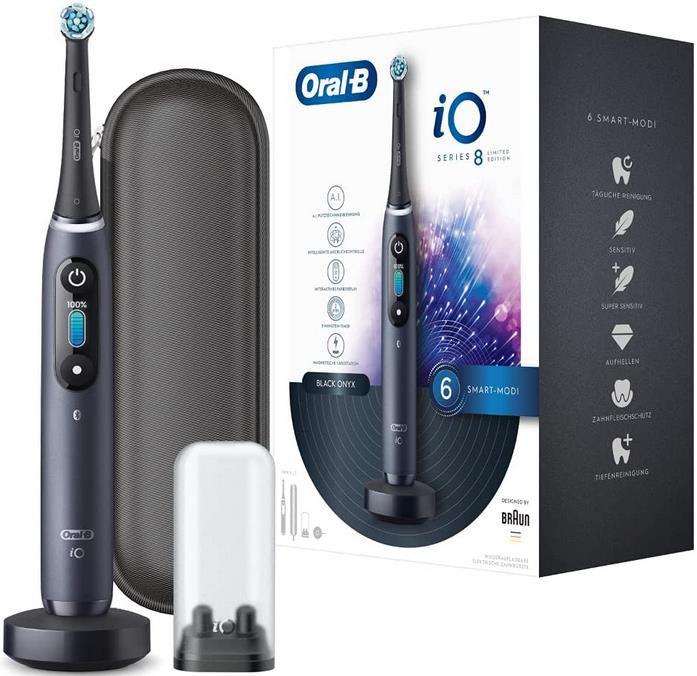 Oral B iO 8 Limited Edition   Elektrische Zahnbürste für 158,99€ (statt 197€)