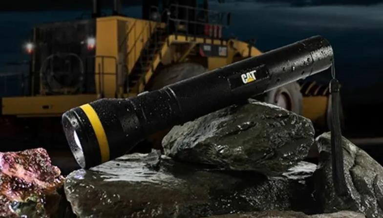 CAT Focus Tactical LED Taschenlampe mit 1.200 lm für 35,90€ (statt 50€)