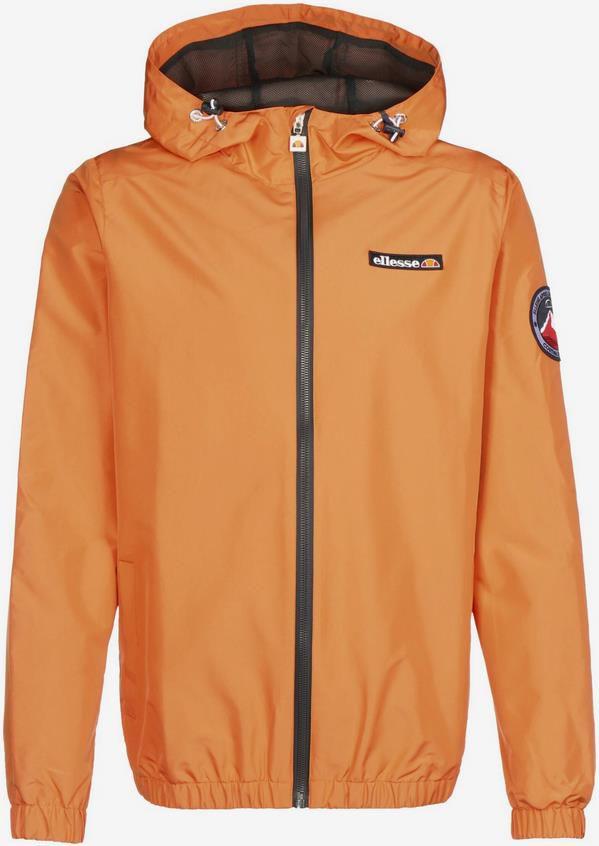 Ellesse   Herren Übergangsjacke in Orange für 59,92€ (statt 66€)