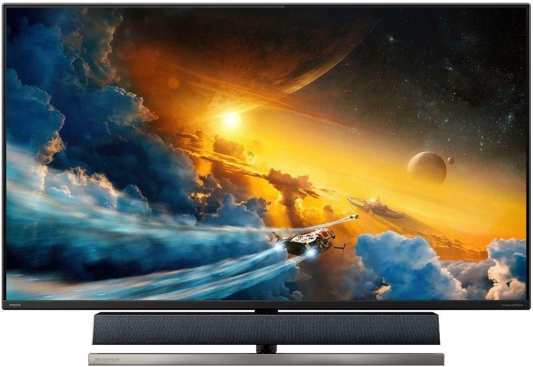Philips 558M1RY/00 Gaming Monitor, 55 Zoll, 4K Ultra HD, 4 ms Reaktionszeit, 60 Hz für 801,95€ (statt 989€)
