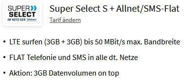 Oppo A16 für 1€ + o2 Allnet Flat mit 6GB LTE für 9,99€ mtl.