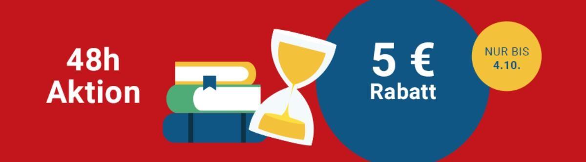 Medimops: 5€ Extra Rabatt auf Gebrauchtware wie z.B. Bücher, Games und Filme   25€ MBW