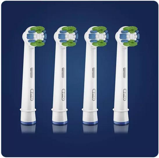 2x 4 Stück ORAL-B Precision Clean mit CleanMaximiser-Borsten ab 13,78€ (statt 21€)