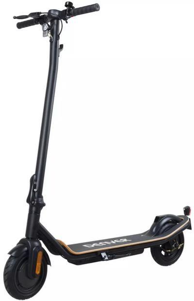 Denver THOR SCO 85351 eScooter mit Straßenzulassung für 306,49€ (statt 337€)