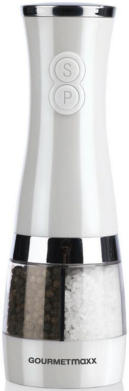 GOURMETmaxx Elektrische 2in1 Gewürzmühle für 12,99€ (statt 18€)