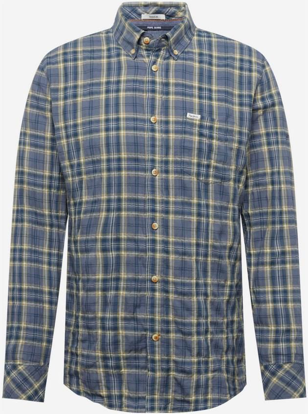 Pepe Jeans   Hemd BILL in Royalblau für 67,92€ (statt 85€)