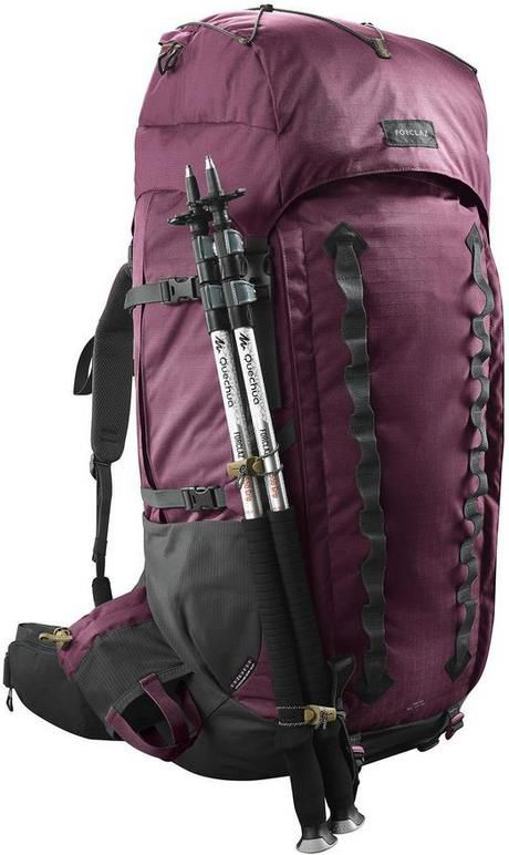 Forclaz Trekkingrucksack Trek 900 70+10 Liter ab 99,99€ (statt 140€)