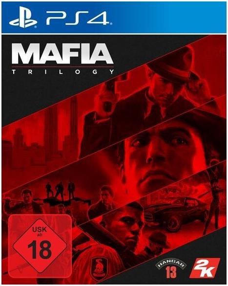 Playstation 4   Mafia: Trilogy ab 16,99€ (statt 30€)