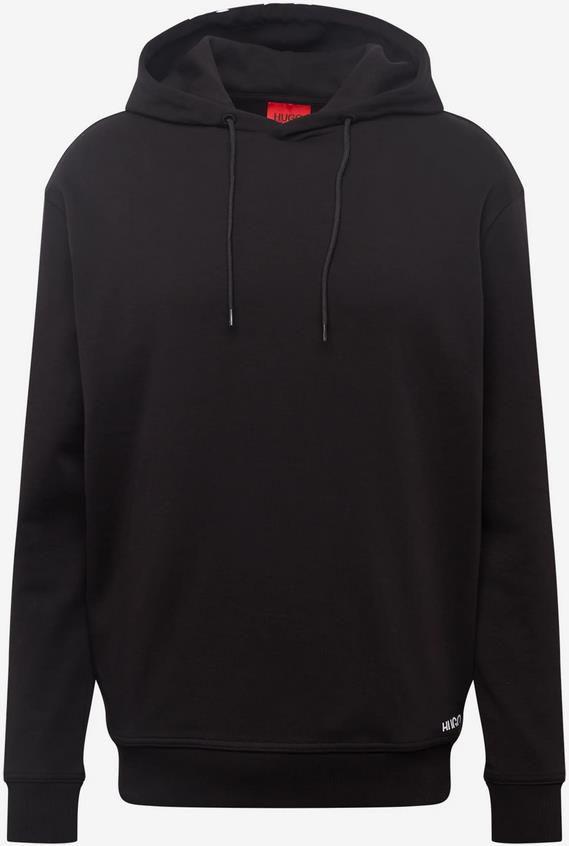 Hugo Dayfun Herrensweatshirt in schwarz für 92€ (statt 123€)