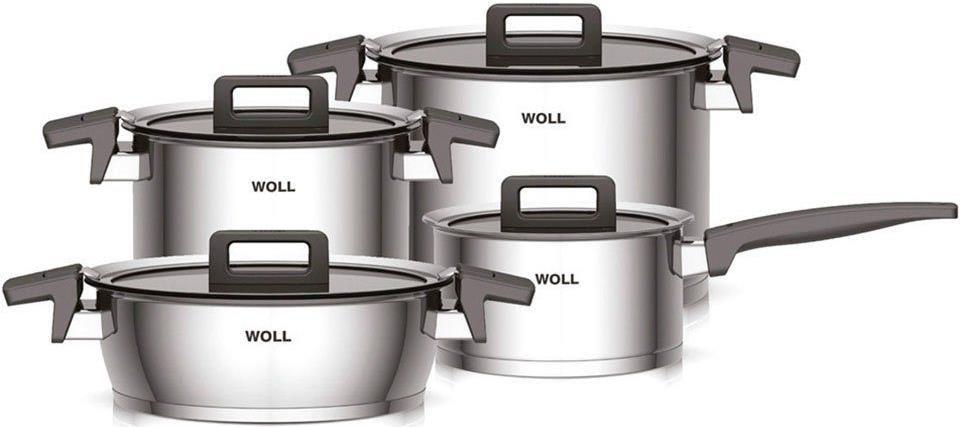 WOLL Concept Topf Set 8 Teilig für 138,94€ (statt 176€)