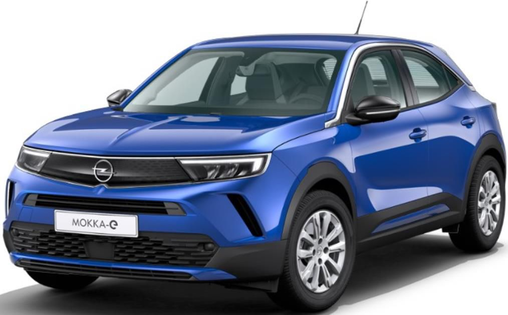 Privat: Opel Mokka E Edition mit 136PS Elektro In Wunschfarbe für 169€ mtl.   LF: 0,56