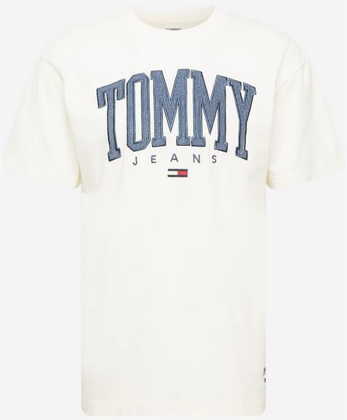 Tommy Jeans   Herren T Shirt mit Brustprint in drei Farben für 39,92€ (statt 50€)