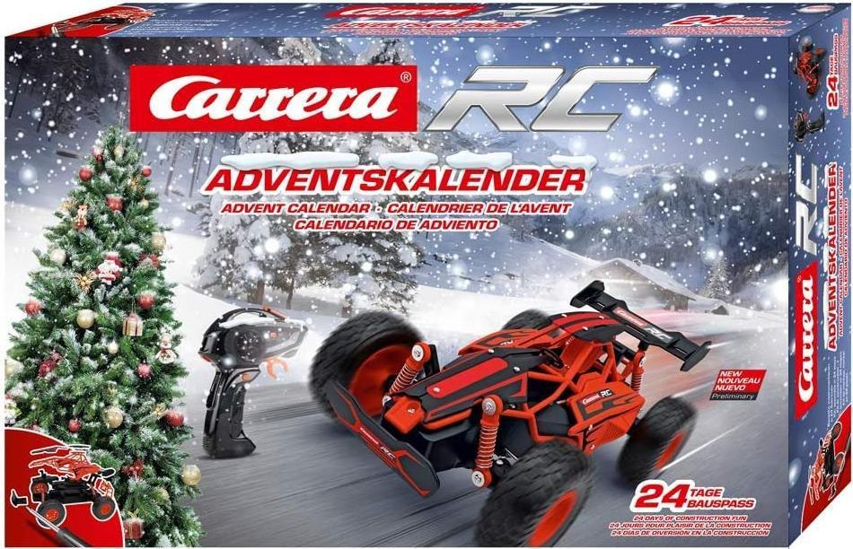 Carrera RC Adventskalender   2,4 GHz Buggy aus 24 Bauteilen für 25,99€ (statt 36€)
