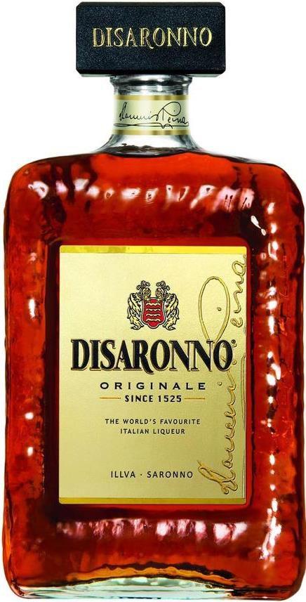 3x Disaronno Amaretto 28% 1L Flasche für 43,50€ (statt 52€)