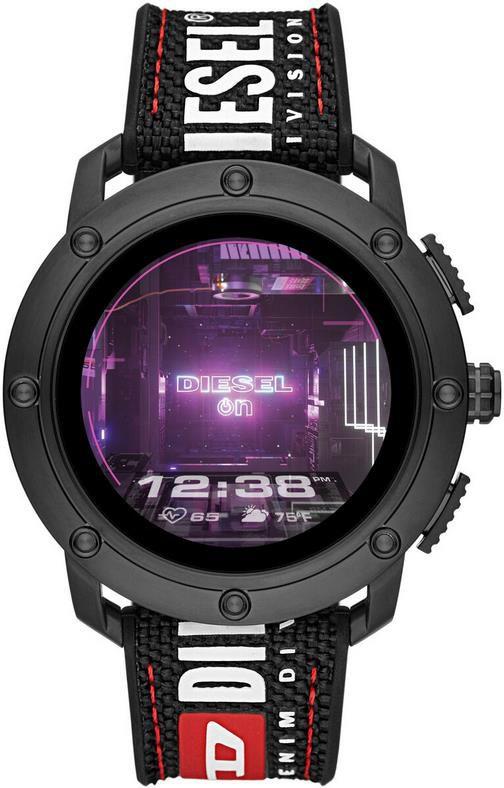 DIESEL DZT2022 Herren Touchscreen Smartwatch Axial für 209€ (statt 221€)