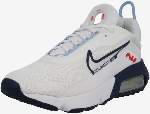 Nike AIR MAX 2090 Herrensneaker in Weiß/Blau für 75,56€ (statt 124€)   Größe 45,5   47,5