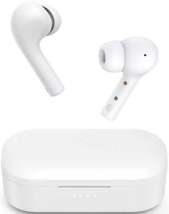 BLUVOLT   In Ear Kopfhörer Kabellos mit bis zu 30 Std. Laufzeit für 16,99€ (statt 27€)