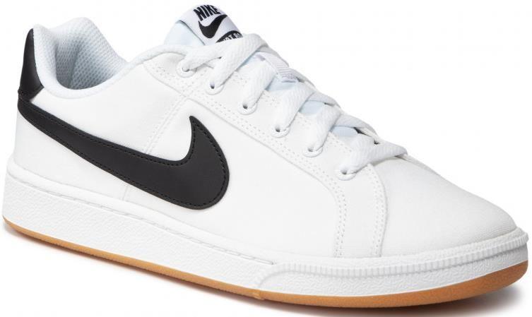 Nike Court AA2156 Herrensneaker in Weiß für 44€ (statt 79€)