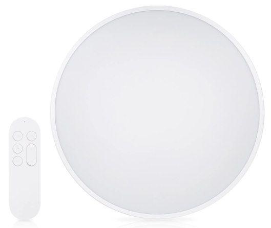Xiaomi Yeelight YLXD76YL Deckenleuchte mit Fernbedienung für 46€ (statt 58€)