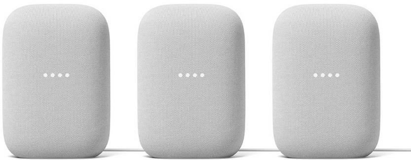 3er Set Google Nest Audio für 199,95€ (statt 234€)