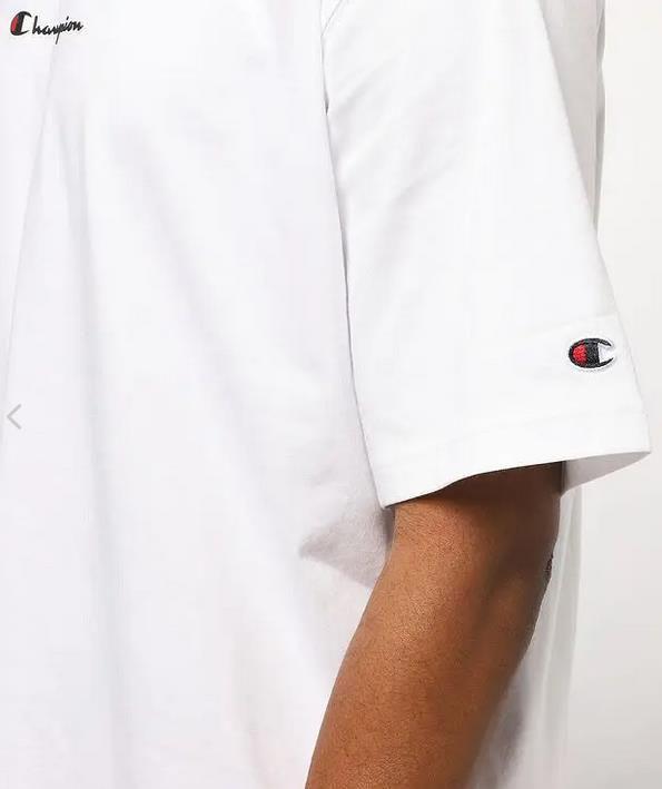 Champion   Rochester Champion Logo Crewneck T Shirt für 19,99€ (statt 30€)