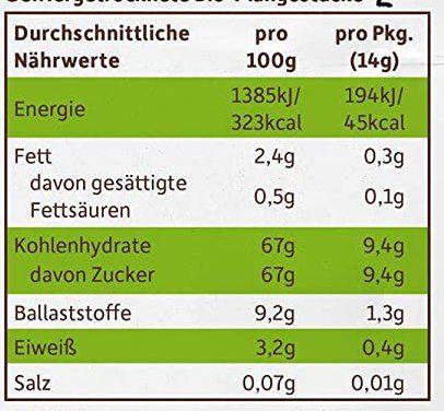 12x Freche Freunde Bio Fruchtchips 100% Mango ab 16,87€ (statt 23€)   Prime Sparabo