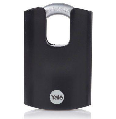 Yale Y300cb Vorhängeschloss (63 mm) aus gehärtetem Stahl für 25,90€ (statt 57€)