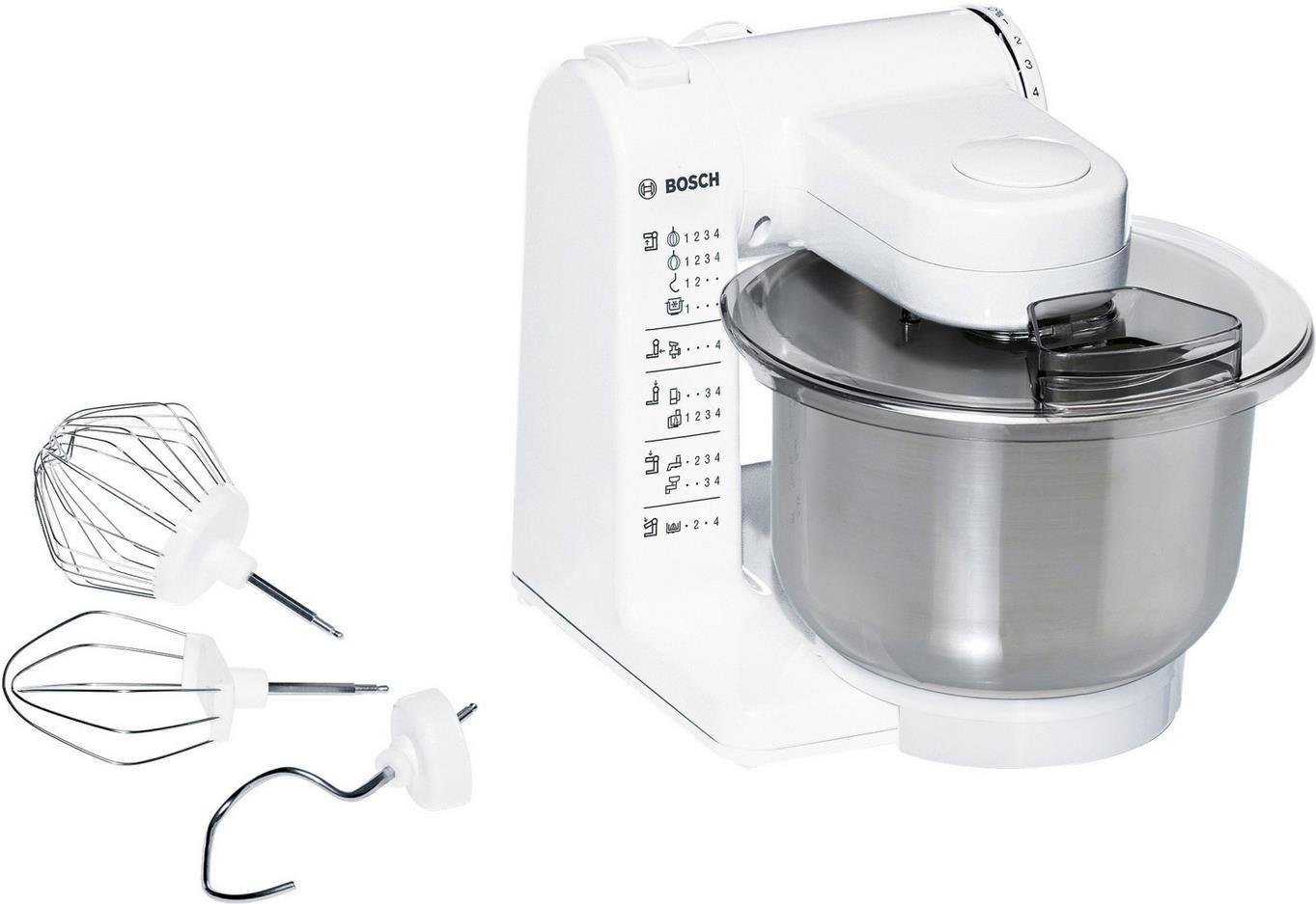 Bosch MUM4407 ProfiMixx Küchenmaschine mit 3D Rührsystem für 59,47€ (statt 84€)